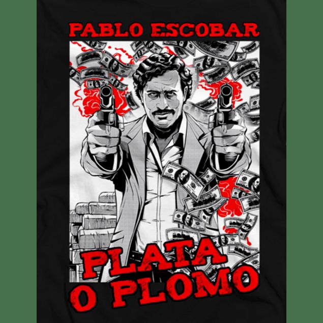 Pablo Escobar Plata o Plomo