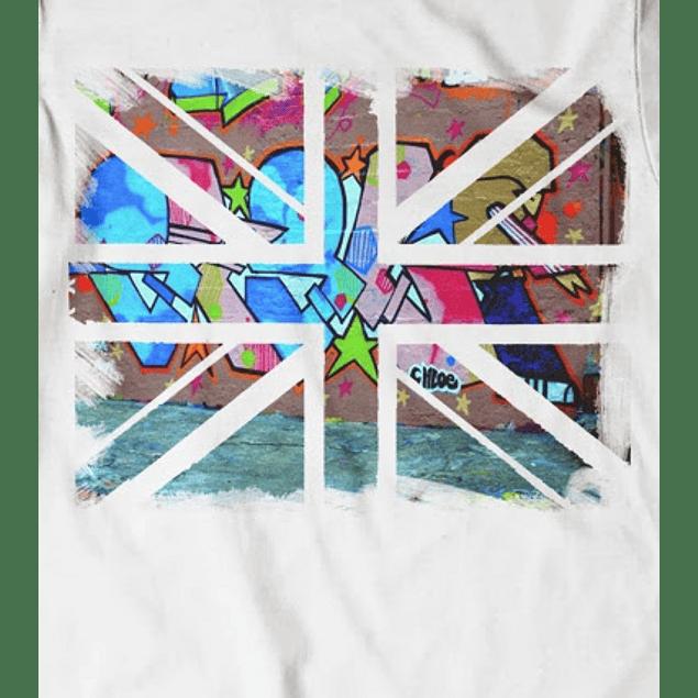 Grafitti Flag