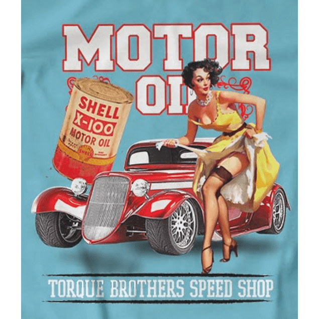 Motor Oli Pin Up