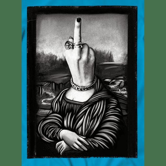 Monalisa Finger