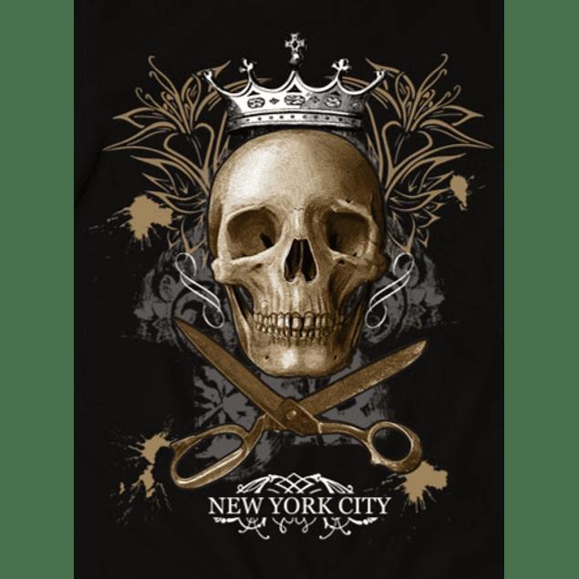 Skull Scissor