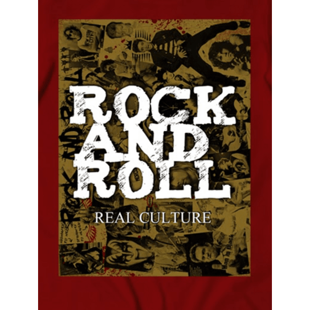 Rock and Roll Sepia