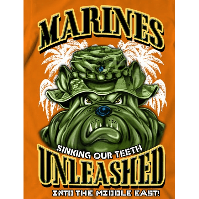 Marines Bulldog