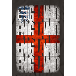 England Flag Soccer