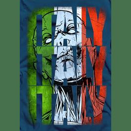 Italian Flag Zombie