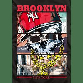 Skull Brooklyn