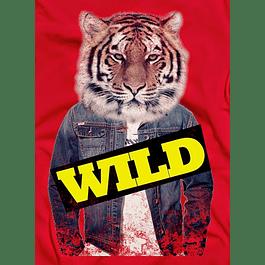 Tiger Wild Head
