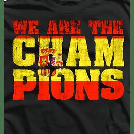 Champion Spain