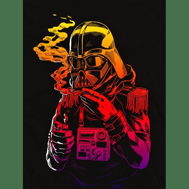 Vader Smoking