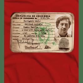 Pablo Escobar ID