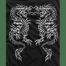Dragons Tribal Art
