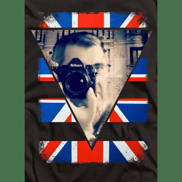 Camera British Flag