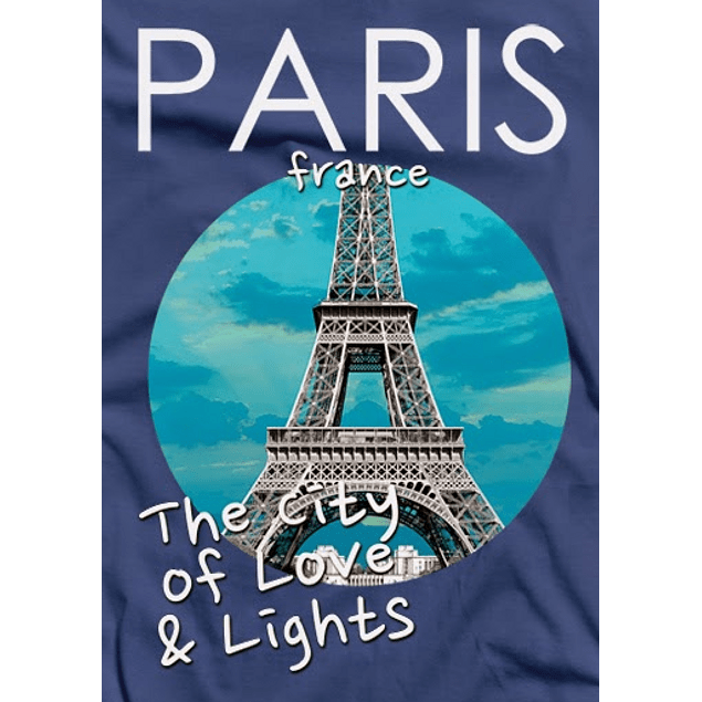 Paris Love and Lights