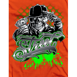 Street Money Skull