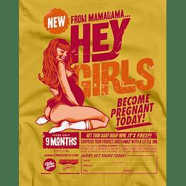 Hey Girls Pregnant