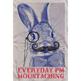 Moustaching Rabbit