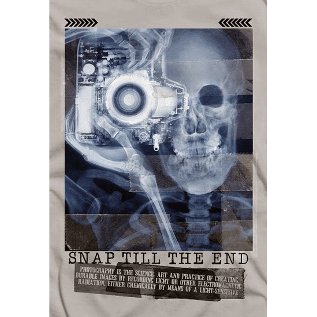 Skull Camera Xray