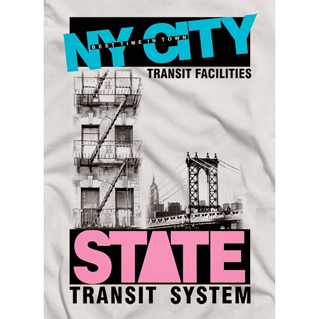 NY City State