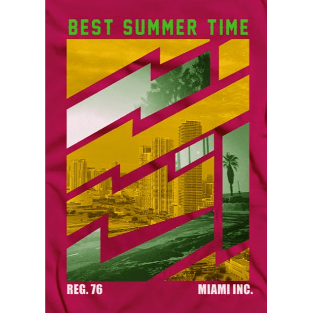 Summer Time Miami