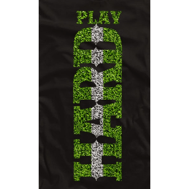 Play Hard Grass