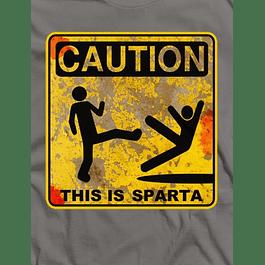 Caution Sparta