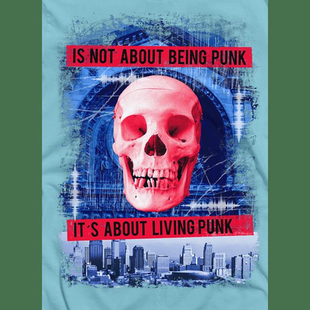 Living Skull Punk