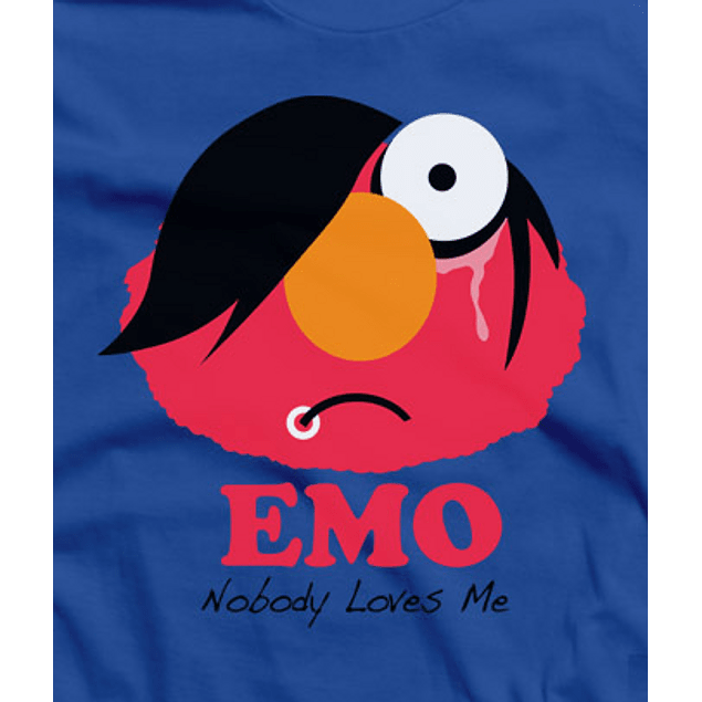 Emo Nobody Loves Me