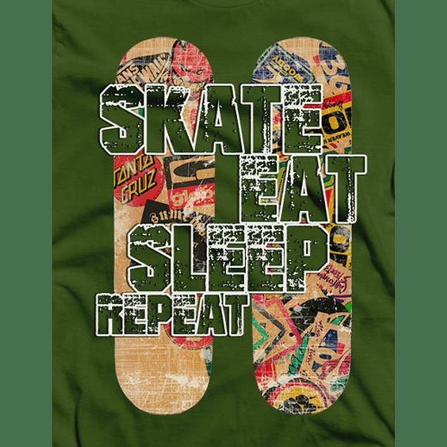 Skate Eat Sleep