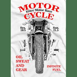 Motor Cycle 850