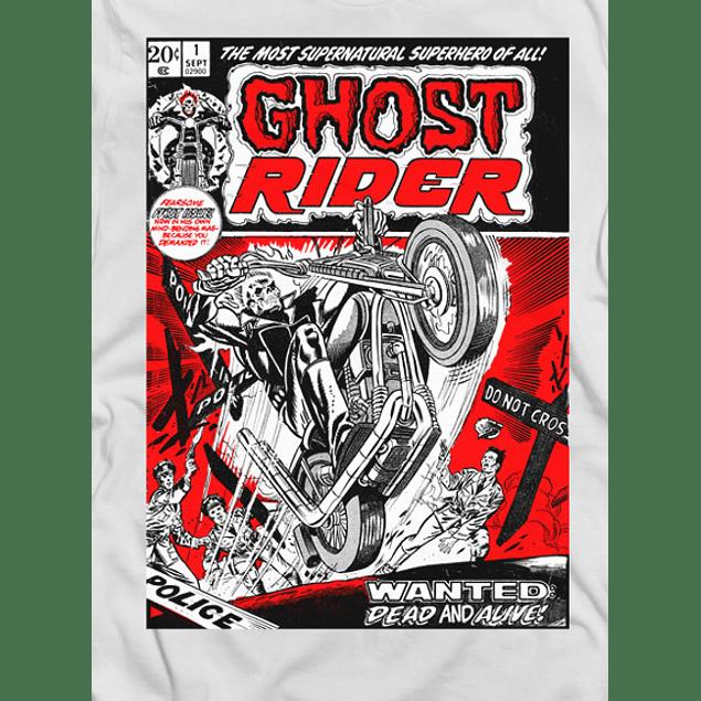 Rider Comic Vintage