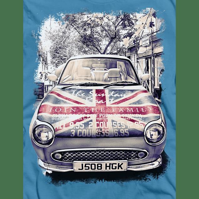 London Car Flag