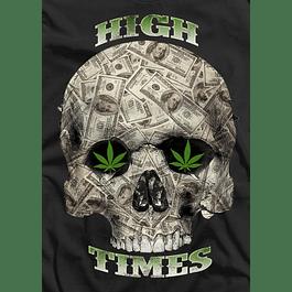 High Times Skull