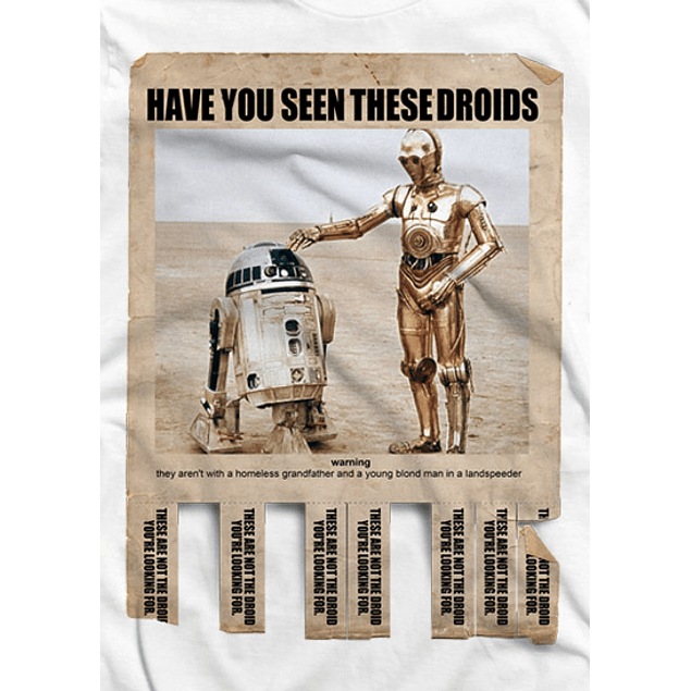 have Seen Droids