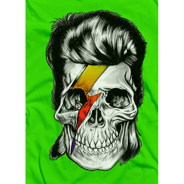 Skull Bowie