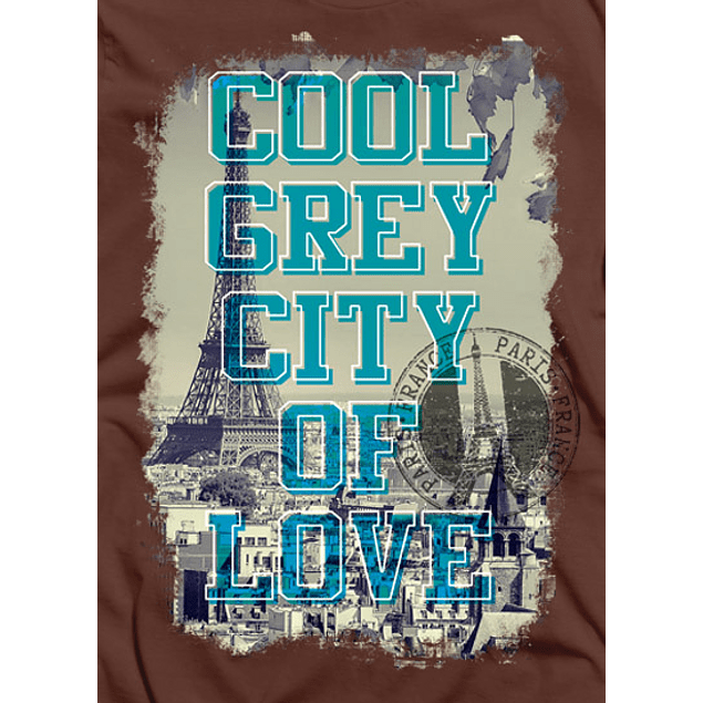 Cool Grey Paris