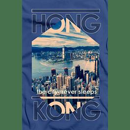 Hong Kong Never Sleeps