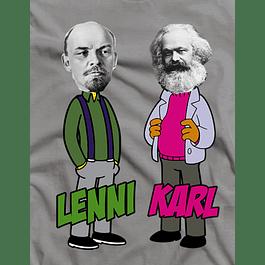 Lenny Marx Heads