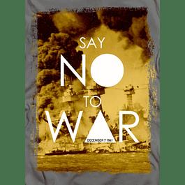 Say no War