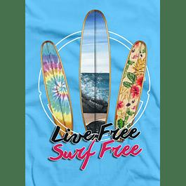 Live Free Surf Free