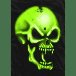 Skull Head Neon