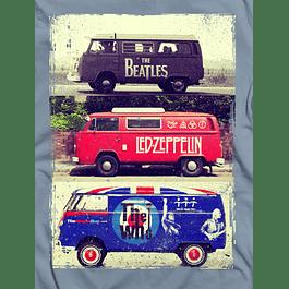 Rock Tour Vans