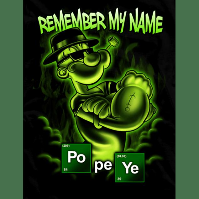 Pope Heisenberg