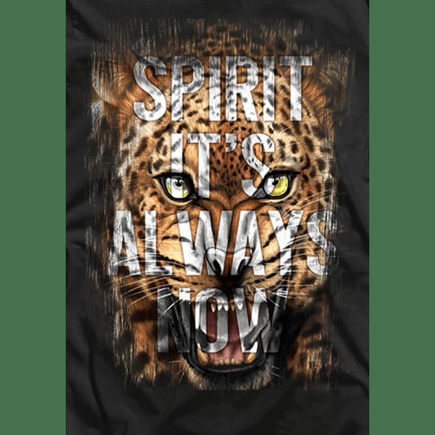 Spirit Leopard Head