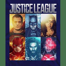 Justice Faces