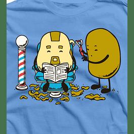 Barber Shop Potato