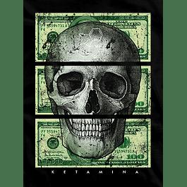 Ketamine Dollar SKull