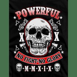 Powerful Skull