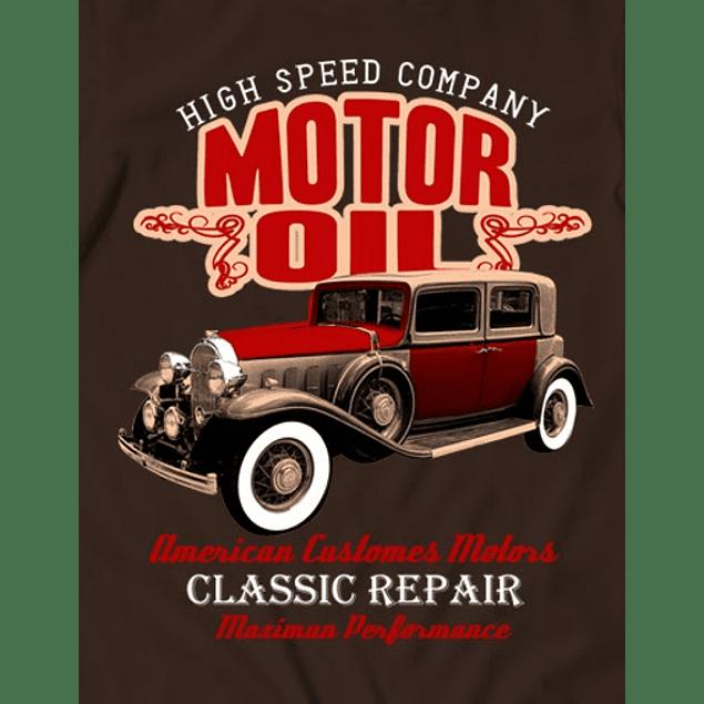 Motor Oil Classic