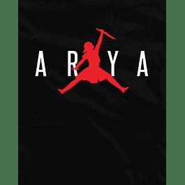 Arya Stark Funny Jordan Parody