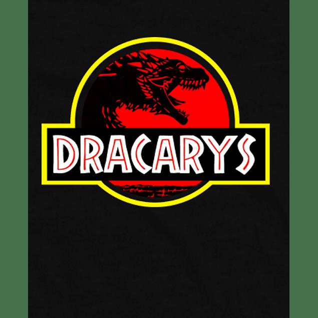 Dracarys Funny GOT Logo
